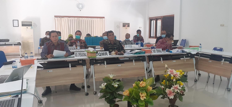 Surveilan Akreditasi Penjaminan Mutu di Pengadilan Tinggi Kupang